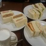 札幌大通 サンドイッチ・カフェ「さえら」 メニュー・感想
