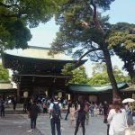 原宿・明治神宮・ナイトクルーズ 東京旅行記2日目(午後)