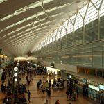 羽田空港国際線と第二ターミナルのグルメ・アミューズメント