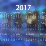 壁かけカレンダー2017年 機能がすごい!最新カレンダー8種