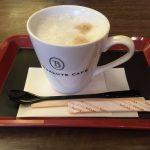 札幌東急「ルース・ロウ」グレイスリー札幌内「ボンサルーテカフェ」