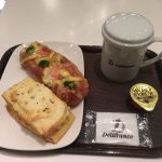 札幌 パン・カフェ「デリフランス」札幌店 地下歩行空間