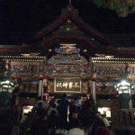 三峯神社で白いお守りゲット!行き方・道路と駐車場の混雑状況・持ち物
