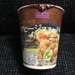 トップバリュカップ麺 アヒージョ・オニオングラタンヌードルレビュー