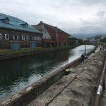 小樽市観光レビュー 小樽運河・アーケード・水天宮街歩き