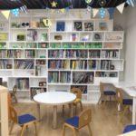 札幌市白石区のえほん図書館は館内がかわいい親子で楽しめる図書館