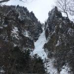 層雲峡 銀河の滝と流星の滝を冬の北海道で見る